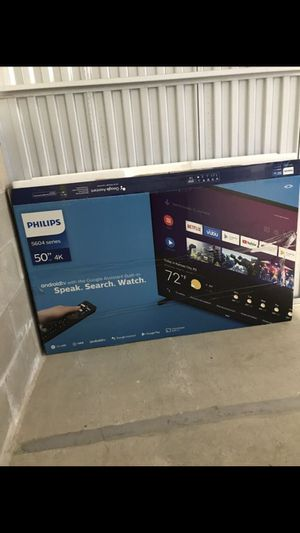 Smart tv 50inch perfect condition for Sale in Parkville, MD