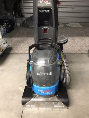 Bissell Proheat 2X Liftoff Pet With Antibacterial Carpet Cleaner 15652 for Sale in Phoenix, AZ