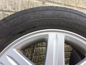 Volvo S40 Tires / Wheels for Sale for Sale in Falls Church, VA