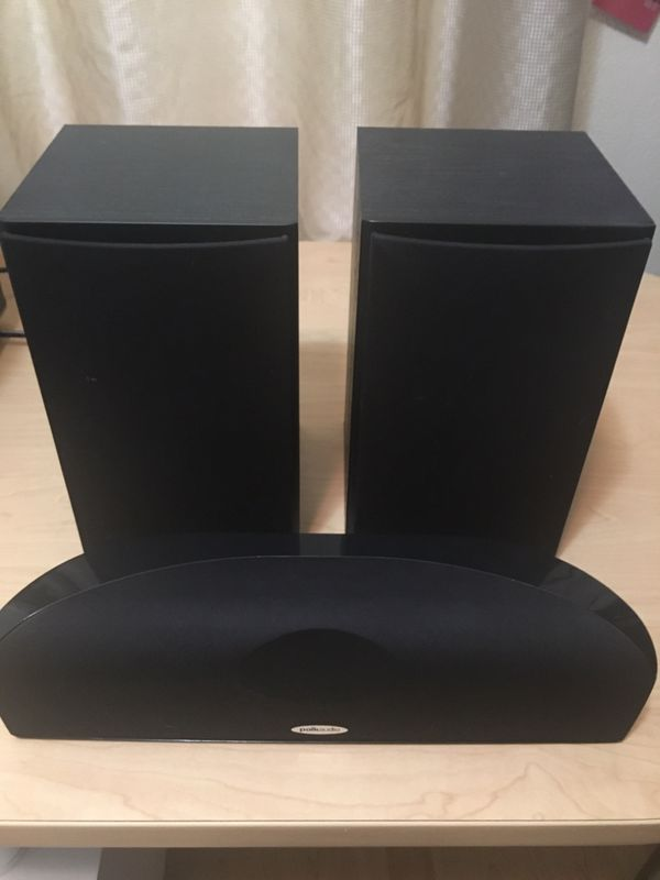 lk Audio speakers