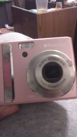 Polaroid digital camera metallic pink for Sale in Urbana, OH