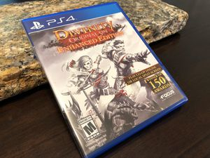 Divinity: Original Sin Enhanced Edition PS4 Game for Sale in Belle Plaine, MN