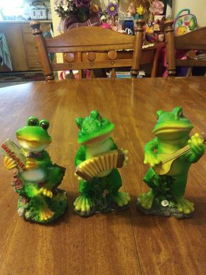 Cute frog colkection for Sale in Corona, CA