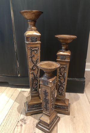 Candle holders for Sale in Woodridge, IL