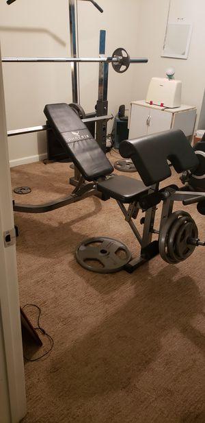 Phoenix adjustable weight bench for Sale in Las Vegas, NV