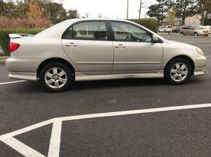 2003 Toyota Corolla S for Sale in Atlanta, GA