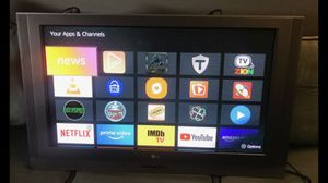 45 inch Lg plasma tv with remote great condition for Sale in Tampa, FL
