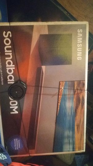 Sound bar samsung for Sale in Dallas, TX