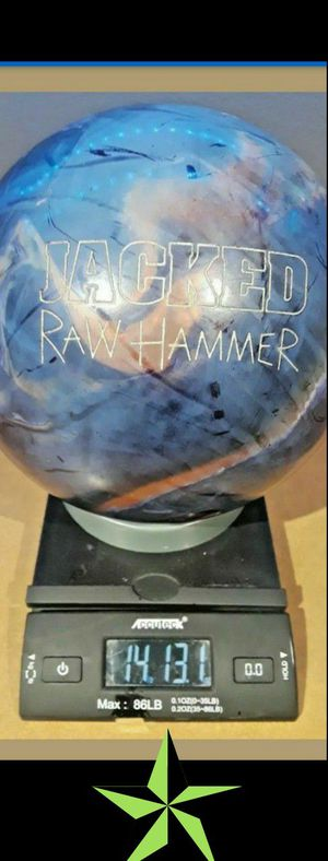 Hammer bowling ball for Sale for sale  Phoenix, AZ