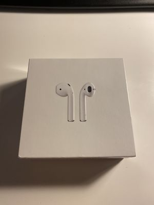 Brand new Apple Airpods with charging case for Sale in Pasadena, CA