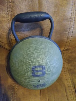 8lb Kettlebell Ball Weight for Sale in Albuquerque, NM