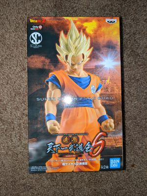 Dragon Ball Z Super Saiyan Goku Statue for Sale in Upper Gwynedd, PA