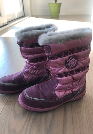 Ten-TEX Girls Snow Boots for Sale in Bethesda, MD