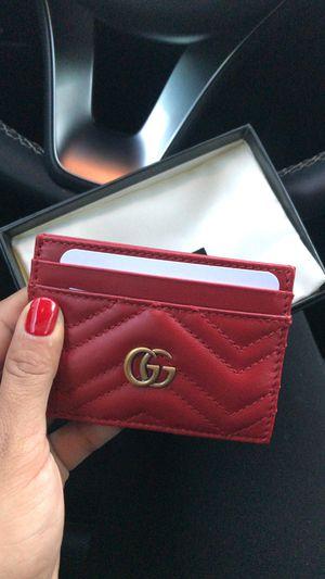 Gucci Card case new!!!!!! Original for Sale in San Diego, CA