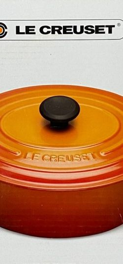 New In Box Le Creuset 5-Qt. Signature Enameled Cast Iron Oval Dutch Oven & DOZENS more items here for Sale in Kirkland,  WA