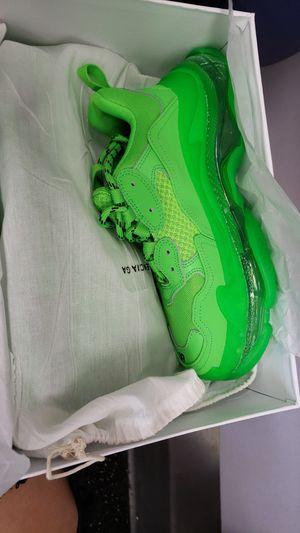 "Triple S, Balenciaga ""Green"" for Sale in Rockville, MD"