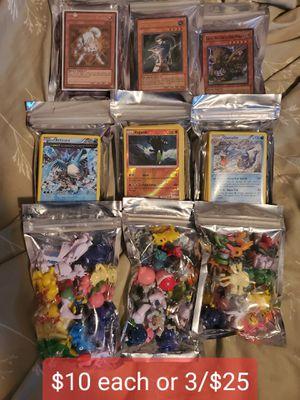 Pokémon/yugioh for Sale in Santa Maria, CA