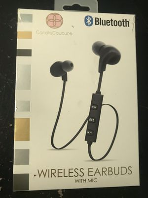 Cc Bluetooth Wireless Earbuds for Sale in Waldorf, MD