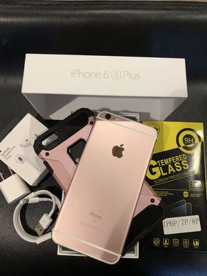 IPHONE 6S+PLUS T-MOBILE/METRO PCS CARRIER 64GB for Sale in Rosemead, CA