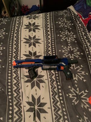 Nerf gun Rampage for Sale in Houston, TX