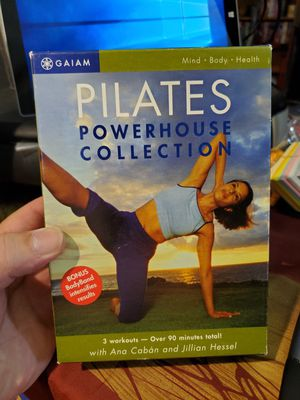 Pilates 3 DVD Plus Body Band for Sale in St. Louis, MO