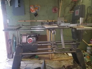 Shopsmith wood lathe for Sale in Port Orchard, WA