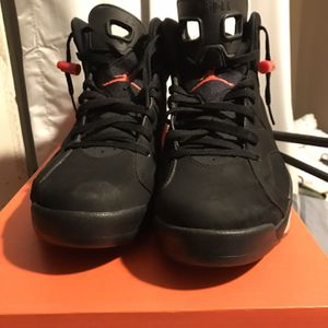 Jordan 6 Infrared (PRICES FIRM) for Sale in Windsor, CT
