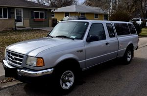 2002 ford ranger, 3.0L, RWD, 5 speed manual for Sale in Longmont, CO