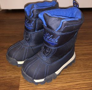 ⛄️ SIZE 7 Kids Snow Boots like new for Sale in Bothell, WA