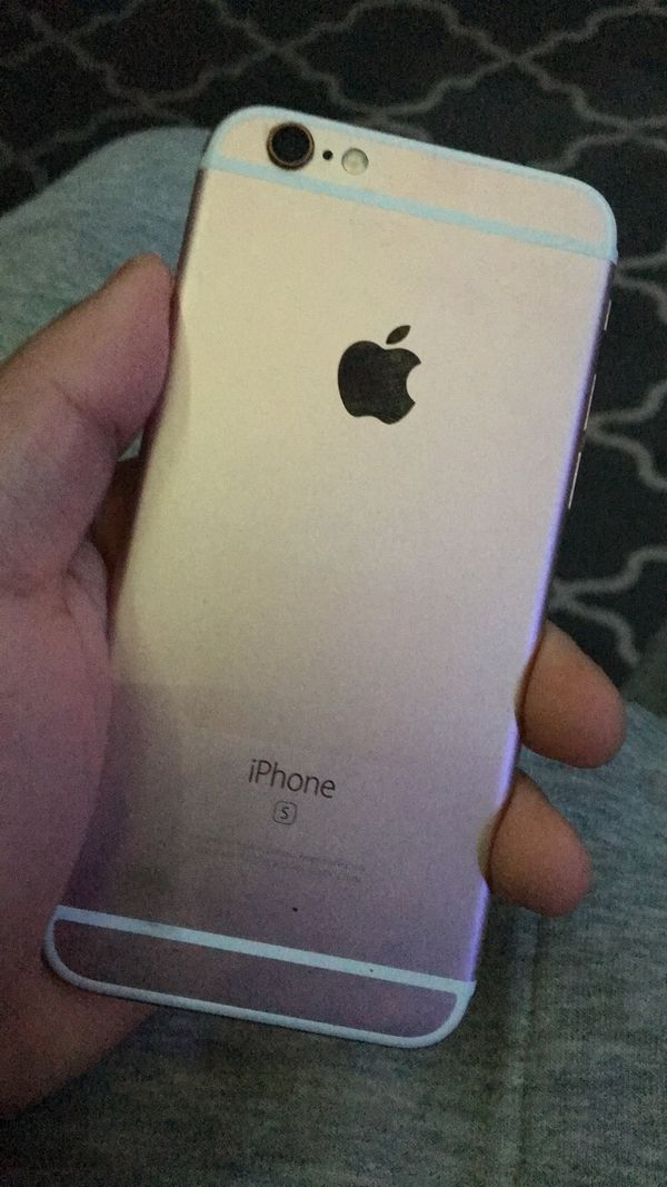 iPhone 6S T-Mobile Fresh
