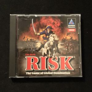 Risk CD-ROM old PC game for Sale in Duluth, GA