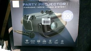 Projector Karaoke Machine for Sale in Hannibal, MO