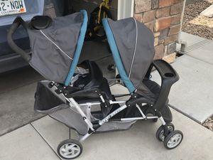 Graco DuoGlider Double Stroller for Sale in Aurora, CO