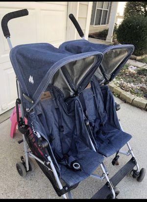 Maclaren Twin Triumph Double Stroller for Sale in Peachtree Corners, GA