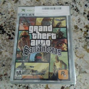 Grand Theft Auto San Andreas for Sale in Lyons, GA