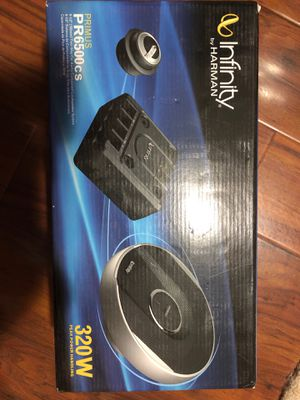 "Infinity PR6500CS Primus 6 1/2"" Component Speaker System car speaker for Sale in Irwindale, CA"