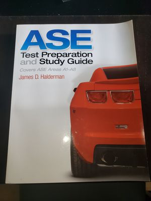 Ase full study guide a1 thru a8 for Sale in Philadelphia, PA