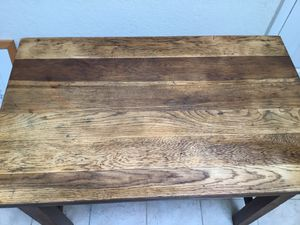 "Antique Library or Farmhouse Style Table/Desk! 30.5"" H x 41.5"" W x 25.5"" D for Sale in Richardson, TX"