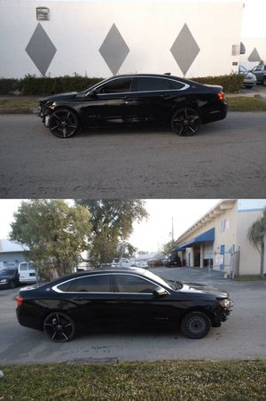 2015 Chevrolet Impala.low ml85 k ml! runs and drives good for Sale in Hollywood, FL