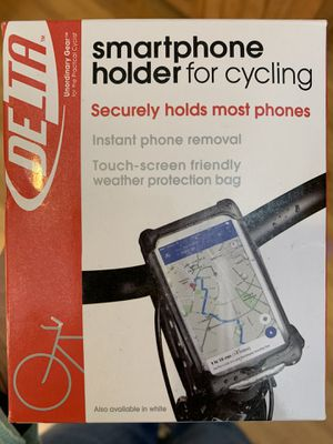 Smartphone holder for cycling for Sale in Bethany, CT