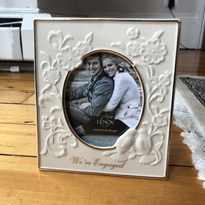 Lenox Engagement Picture Frame for Sale in Providence, RI