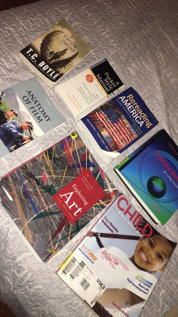 College Textbooks