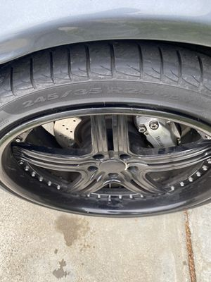20inch rims for Sale in American Canyon, CA