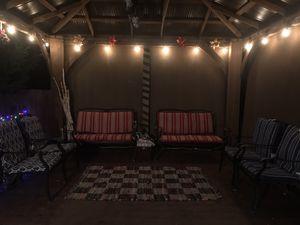 6 piece set outdoor furniture for Sale in Wenatchee, WA