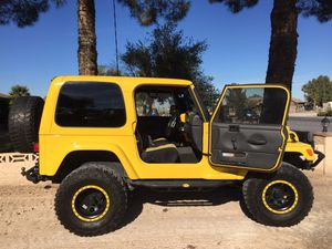 2006 JEEP WRANGLER (Right hand drive!) for Sale in Las Vegas, NV