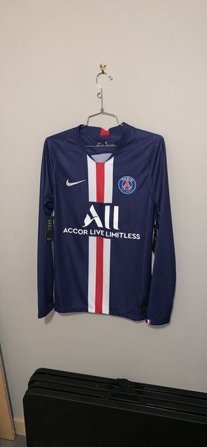 Men's Nike PSG soccer jersey size small for Sale in Portland, OR