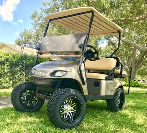 2016 EZGO txt 48 Volt, Custom golf cart for Sale in Southwest Ranches, FL