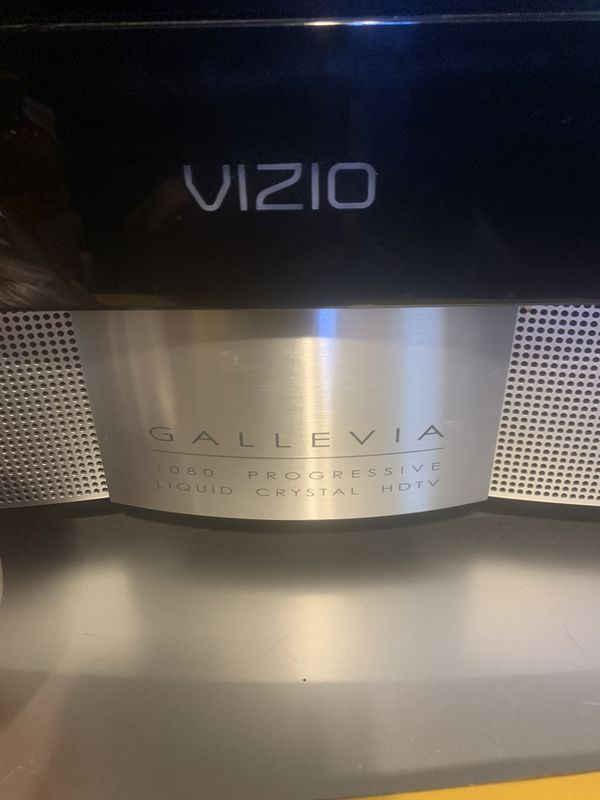 Vizio Gallevia LCD 42 inch plasma TV, perfect condition