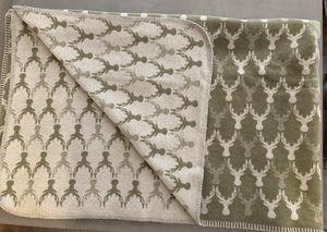 Antler throw blanket - reversible for Sale in Phoenix, AZ