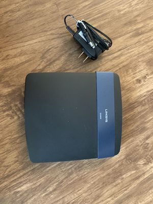 Linksys EA3500 router for Sale in Chicago, IL